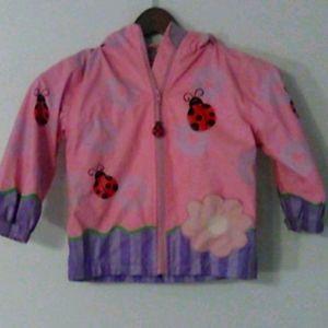 Stephen Joseph rain jacket